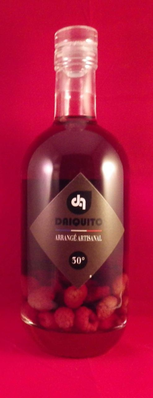 Rhums arrangés Daïquito - 70cl