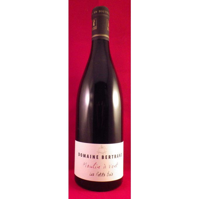 Moulin à Vent - Beaujolais - Julien Bertrand - Rouge 75cl